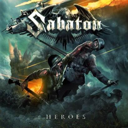 Sabaton - Heroes - promo album cover pic - #2014 - 1Metal