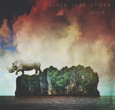 Seven Year Storm - Aion I promo cover pic - #2015SYSMO