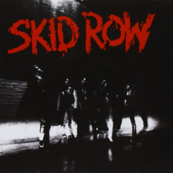 Skid Row - Album cover promo pic - #1989SRMO