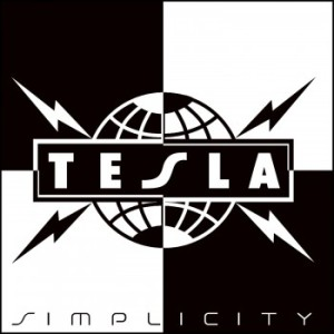 TESLA - Simplicity - promo album cover pic - #2014TMO