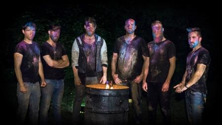 The Body Politic - Promo Band Pic - #2015TBPMO