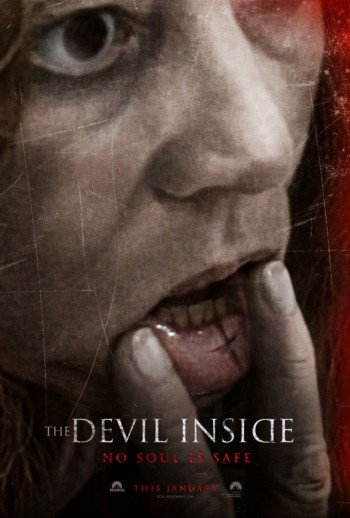 The Devil Inside - Horror movie poster pic - #2012 - 0206DI