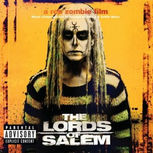The Lords Of Salem - Rob Zombie - soundtrack CD - cover promo - #777RZTLOS