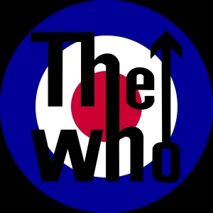 The Who - Classic Band Logo - #00TW11