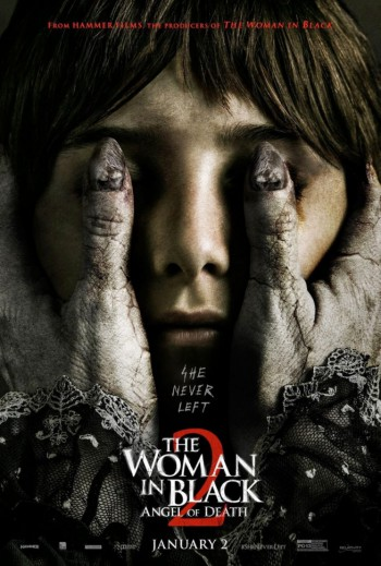 The Woman In Black 2 Angel Of Death - promo movie poster pic - #201502