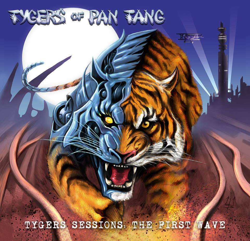 Tigers Of Pan Tang