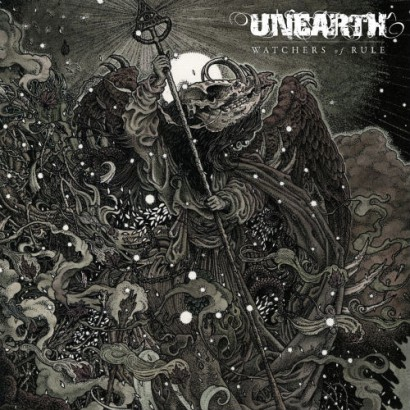 Unearth - Watchers Of Rule - promo album cover pic - #2014UEMO