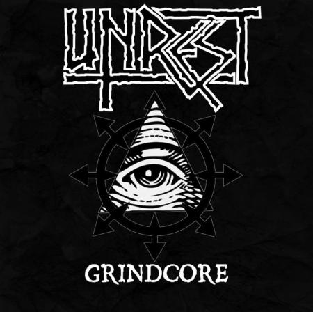 Unrest - Grindcore - promo album cover pic - #2015UMO