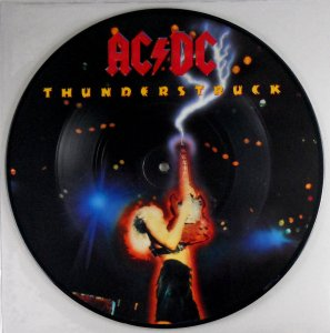 ACDC - Thunderstruck - picture disc - #3377145MOACDC