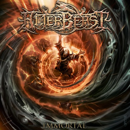 Alterbeast - Immortal - promo album cover pic - #2014AMO