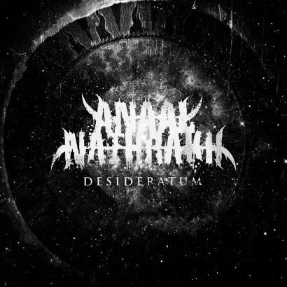 Anaal Nathrakh - Desideratum - promo album cover pic - #2014ANMO