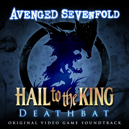 Avenged Sevenfold - Hail to the King - Deathbat - video game soundtrack - promo cover pic - #2014ASMO0127