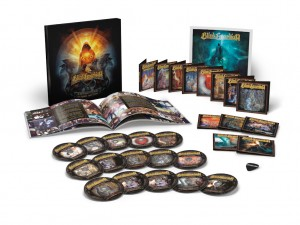 Blind Guardian - A Travelers Guide To Space And Time - Box Set - promo pic - #2013BGMO