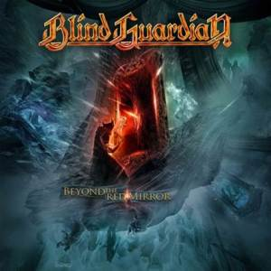 Blind Guardian - Beyond The Red Mirror - promo cover pic - regular edition - #2015BGMO
