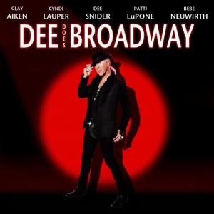 Dee Snider - Dee Does Broadway - promo CD cover pic - #3375JAMO