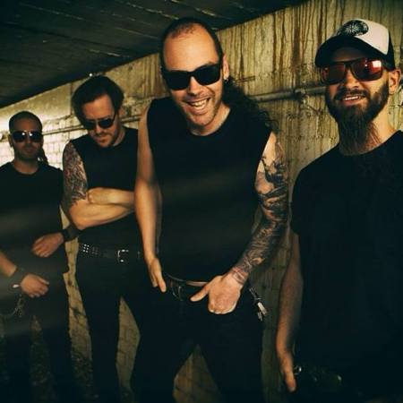Desecrator - promo band pic - #33 - 2015MODRM