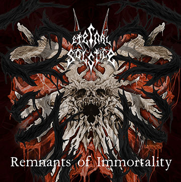 Eternal Solstice - Remnants Of Immorality -  promo album cover pic - #2015ESMO7723