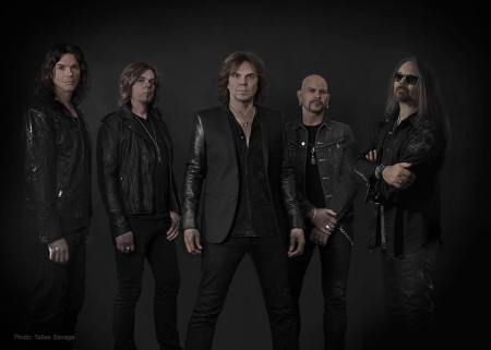 Europe - band photo - credit - Tallee Savage - 2014 - #77MOTS
