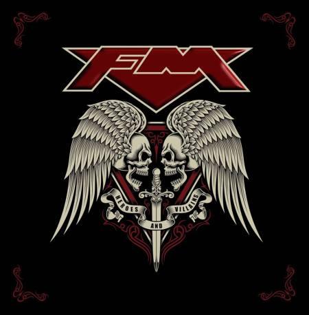 FM - Heroes & Villains - promo album cover pic - 2015 - #77FrontiersMO