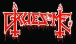 Gruesome - classic band logo - #2015GMODM
