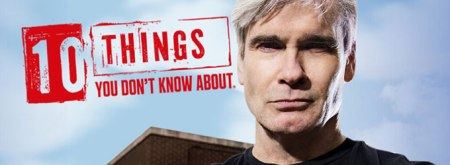 Henry Rollins - 10 Things You Don't Know About - promo banner - History Channel - MOHR