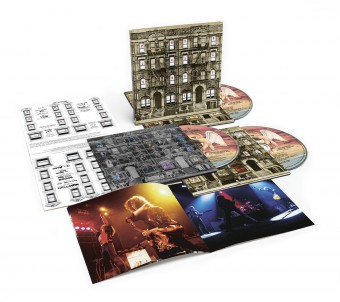 Led Zeppelin - Physical Graffiti - Deluxe CD Edition - #2015JPLZMO33