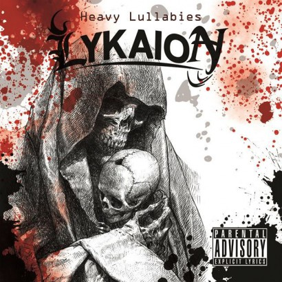Lykaion - Heavy Lullabies - promo album cover pic - #2015 - LMO