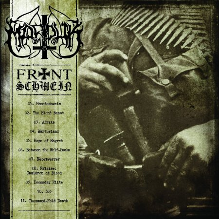 Marduk - Frontschwein - promo album cover pic - #2015MMO10