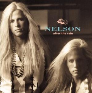 Nelson - After The Rain - #1990NMO - promo album cover