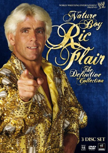 Ric Flair - Nature Boy - DVD promo cover pic - #77RFMO0225