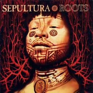 Sepultura - Roots - promo album cover pic - #1996SMORRR