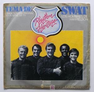 SWAT - Rhythm Heritage - promo 45rpm pic - #1976MO33