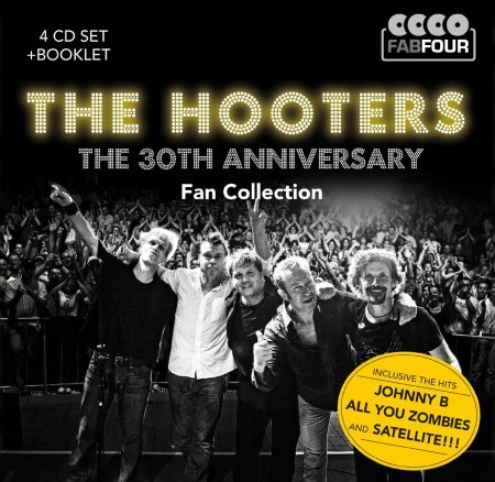 The Hooters - The 30th Anniversary Fan Collection - promo cover pic - #2011THMO0221