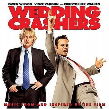 Wedding Crashers - promo CD cover pic - #777MOCM