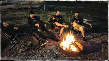 Adrenaline Mob - tour - 2015 - campfire - #777AJPeroMO