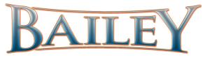 Bailey - classic logo - 2014 - #77733MOB