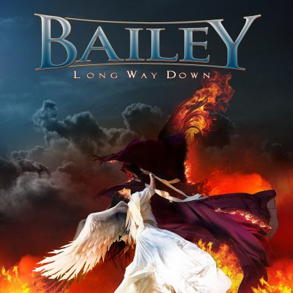 Bailey - Long Way Down - promo album cover pic - 2015 - #4466BMO - 03