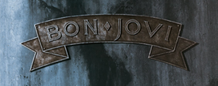 Bon Jovi - band logo - New Jersey - #22777 - BJMOJBJ