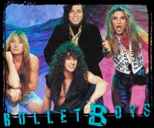 Bulletboys - promo band photo - logo - #80SBBMO0325