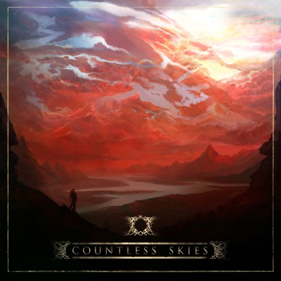 Countless Skies - promo album cover pic - 2015 - #4404MOCS