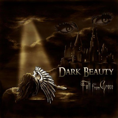 Dark Beauty - Fall From Grace - promo album cover pic - #77733LDBMO03