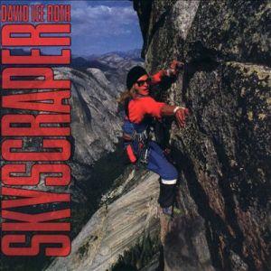 David Lee Roth - Skyscraper - promo album cover pic - #1988DLRMO0312