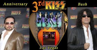 Eric Singer - Tommy Thayer - Monster Mini Golf - Las Vegas - 3rd Anniversary Celebration - 03282015