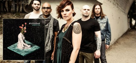 Flyleaf - promo band pic - album flyer - 2015 - #33FMO0307