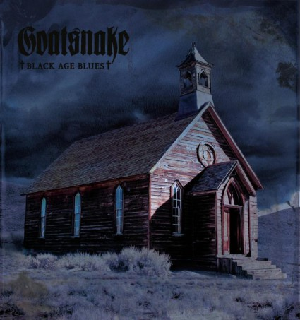 Goatsnake - Black Age Blues - 2015 - promo album cover pic - GMO03