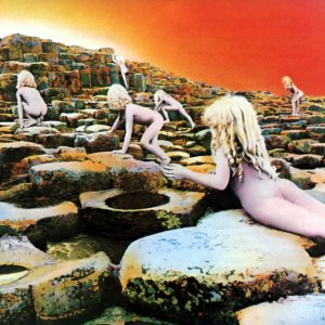 Led Zeppelin - Houses Of The Holy - promo album cover pic - 1973 - #0328LZMO01