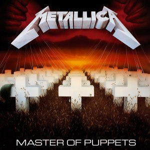 Metallica - Master Of Puppets - 1986 - #860303MMOCB