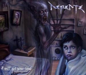 Nepente - I Will Get Your Soul - promo album cover pic - 2015 - #0323NMOBM
