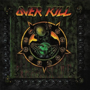 Overkill - Horrorscope - promo album cover pic - #1991OBBEDDVMO