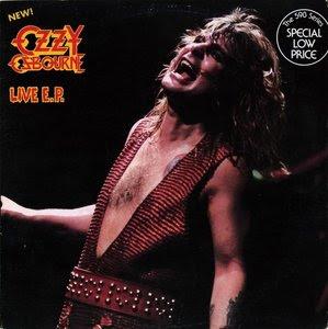 Ozzy Osbourne - Live EP - #4333OORRMO99